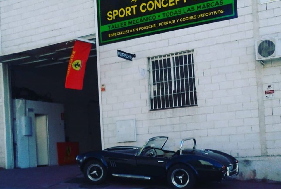 foto sport cars cobra