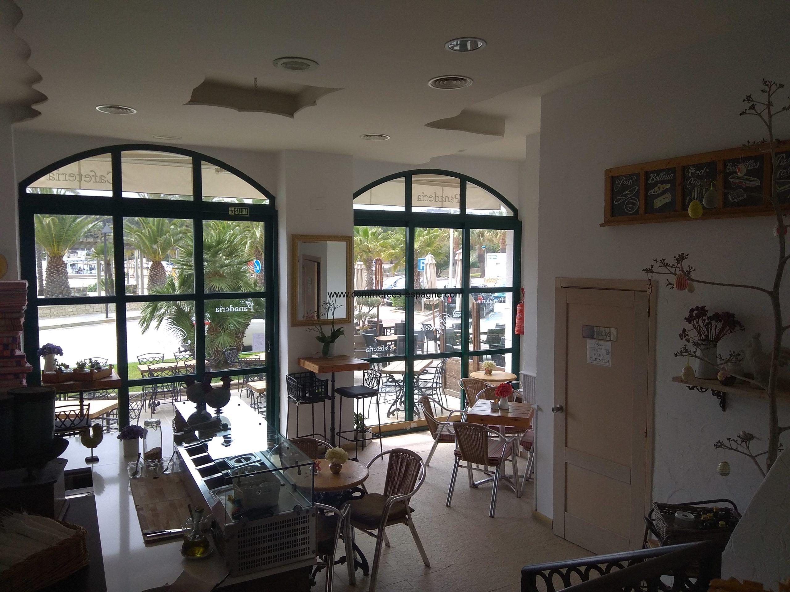 Boulangerie, Pâtisserie, Moraira